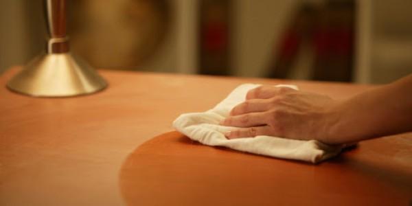 Đánh bay vết trầy xướt trên các vật dụng trong nhà