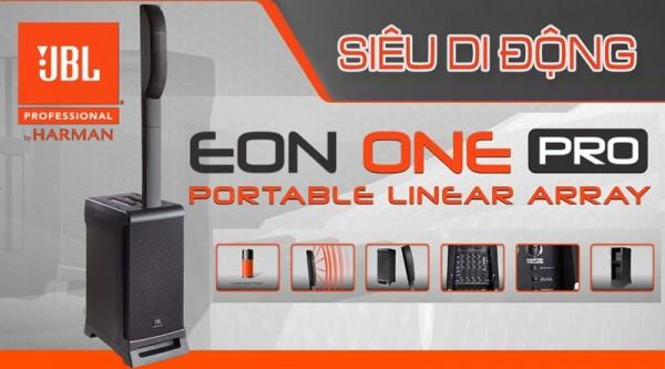 Đánh Giá Loa JBL Eon One Pro - Chiếc Loa Đáng Để Bạn Tin Tưởng!