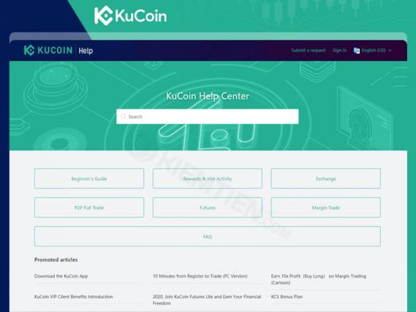 Đánh giá sàn kucoin - hướng dẫn đăng ký tài khoản và giao dịch mua/bán trên kucoin