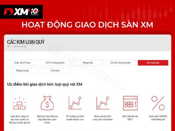 Đánh giá sàn XM Việt Nam - XM là gì? sàn forex XM uy tín không?