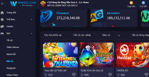 Đánh giá ưu điểm của chơi win365 casino online