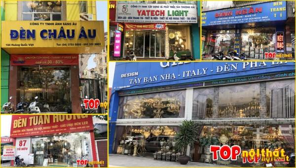 Danh sách cửa hàng bán Đèn trang trí ở Từ Liêm – Hà Nội