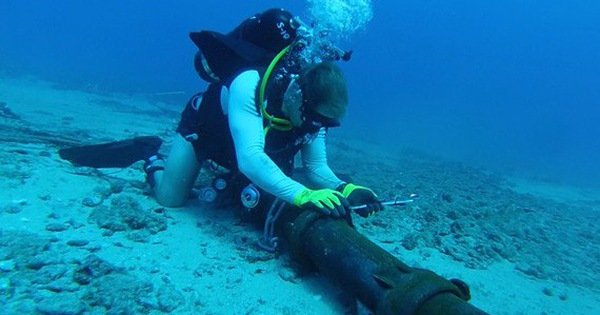 Đặt cáp trên cạn đôi khi còn dễ hỏng hơn đặt dưới biển