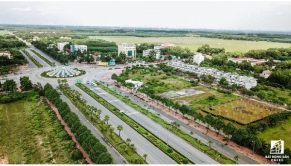 Đất nền dự án HUD mặt tiền đường 25 m ở Nhơn Trạch Đồng Nai giá cực rẻ