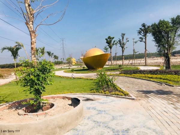 Đất nền sổ đỏ ngay trung tâm hành chính Bàu Bàng - Bình Dương giá 960tr/nền