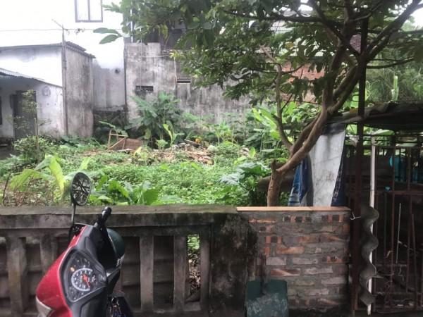 Đất phường Thạch Bàn giá chỉ 27tr/m2, ngõ 2,3m.