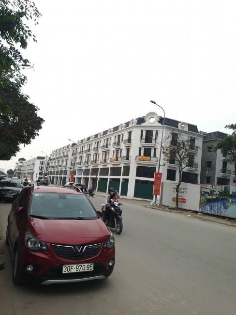Đất xây nhà trọ, chung cư mini DT 100m2 đất thổ cư Trâu Quỳ, Gia Lâm.