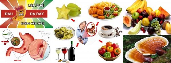 Đau dạ dày những vẫn giảm cân hiệu quả