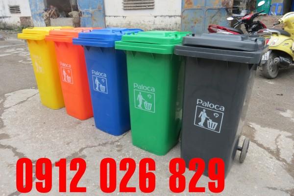 Đầu mối sỉ thùng rác nhựa HCM, Hà Nội, Đà Nẵng giá cực tốt, ship toàn quốc