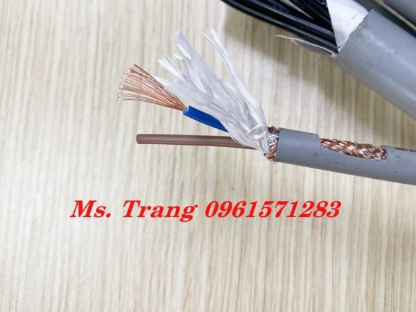 Dây âm thanh chống nhiễu 2 lõi giá tốt tại Hà Nội