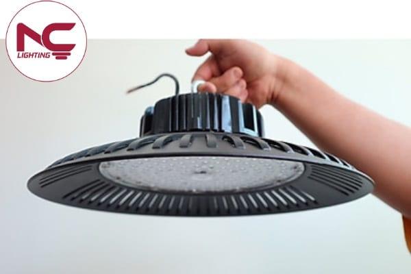 Đèn LED nhà xưởng chống cháy nổ