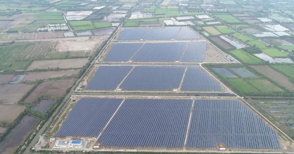 Đến Tịnh Biên để trải nghiệm trang trại điện mặt trời
