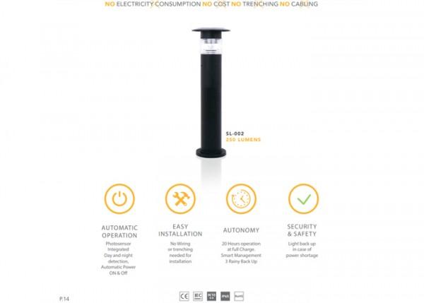 Đèn trụ sân vườn Châu Âu của Nhất Tâm, bảo hành 5 năm cho mọi sản phẩm