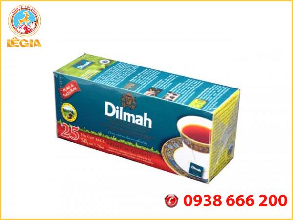 Địa chỉ bán hồng trà Dilmah túi lọc 30g
