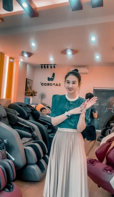 Địa chỉ mua ghế mat xa tại Hà Nội