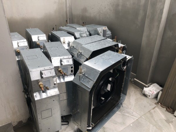 Địa chỉ thu mua máy lạnh cũ tại huyện Hốc Môn - Cao Vĩ