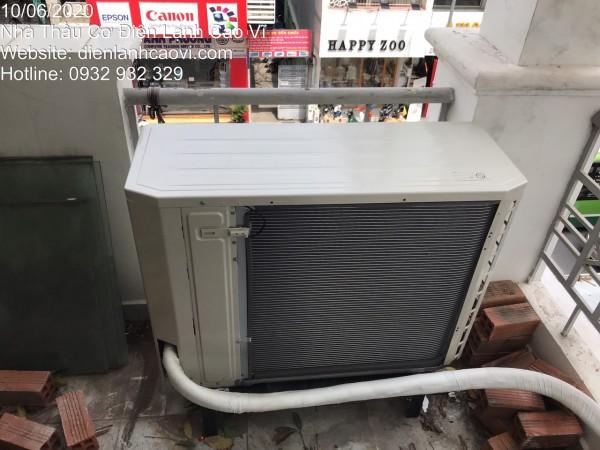 Địa chỉ thu mua máy lạnh cũ tại Quận 11 - Cao Vĩ