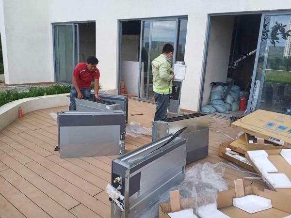 Địa chỉ thu mua máy lạnh cũ tại quận Bình Tân - Cao Vĩ