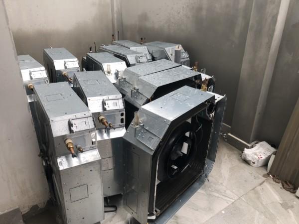 Địa chỉ thu mua máy lạnh cũ tại quận Tân Phú - Cao Vĩ