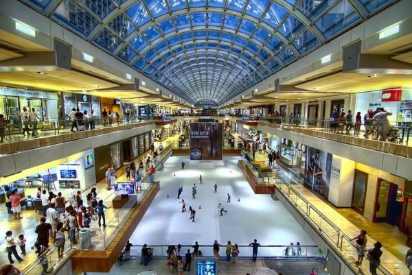 Địa điểm mua sắm phổ biến ở Mỹ