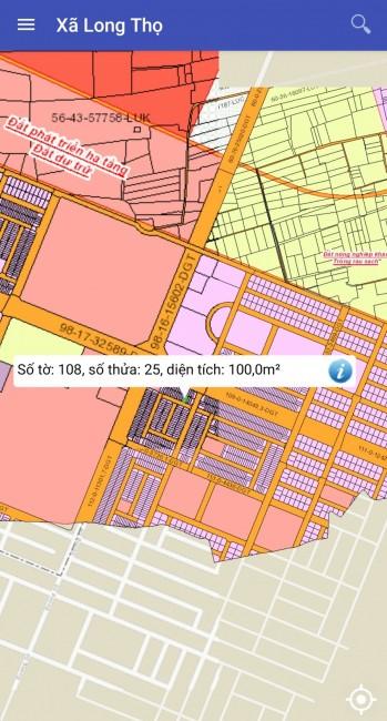 Địa ốc Thuận Lộc bán gấp lô đất thuộc dự án HUD xã Long Thọ Nhơn Trạch Đồng Nai - 0949 475 399