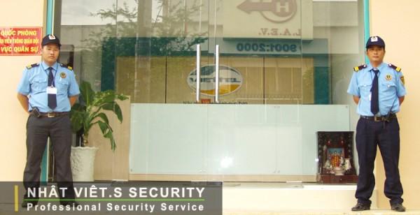 Dịch vụ bảo vệ chung cư uy tín tại tphcm của HLS