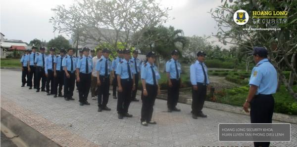Dịch vụ bảo vệ tòa nhà chuyên nghiệp