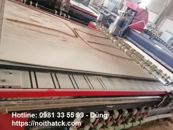 Dịch Vụ Cắt CNC Gỗ Giá Rẻ Tại Đông Phương Furniture