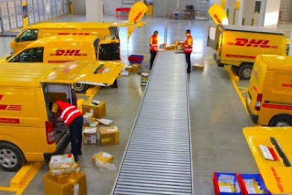 Dịch vụ chuyển phát nhanh quốc tế DHL, NTAexpress