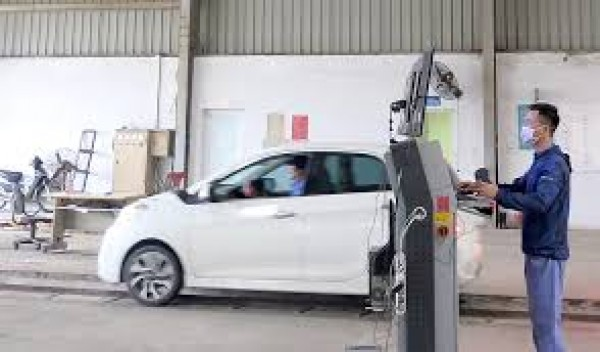 Dịch vụ đăng kiểm xe ô tô tại Hà Nội