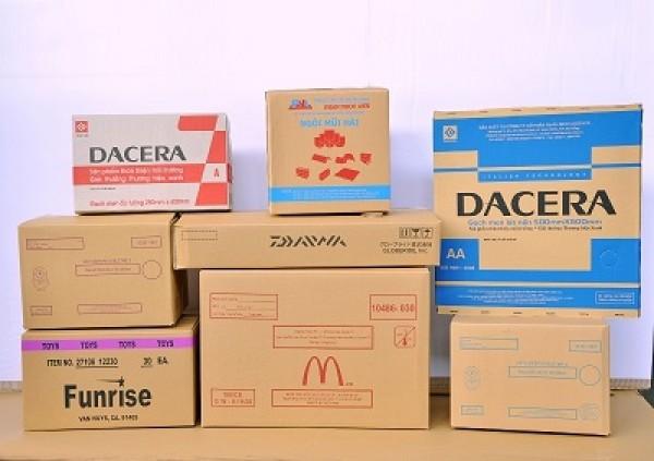 Dịch vụ in ấn bao bì hộp giấy giá rẻ