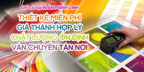 Dịch vụ in tờ rơi giá rẻ tại Hà Nội và các Tỉnh lân cận