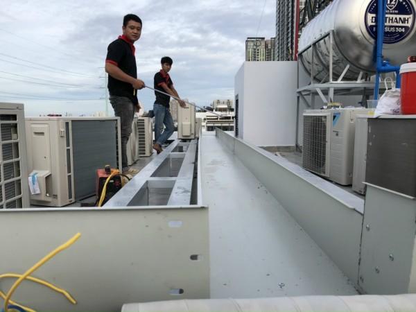 Dịch vụ lắp máy lạnh tại Dầu Tiếng - 0932.932.329