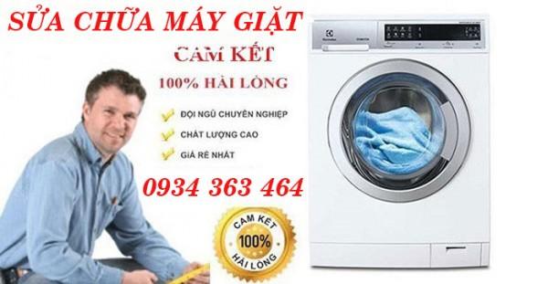 Dịch vụ sửa chữa máy giặt, bình nóng lạnh uy tín tại Hải Phòng