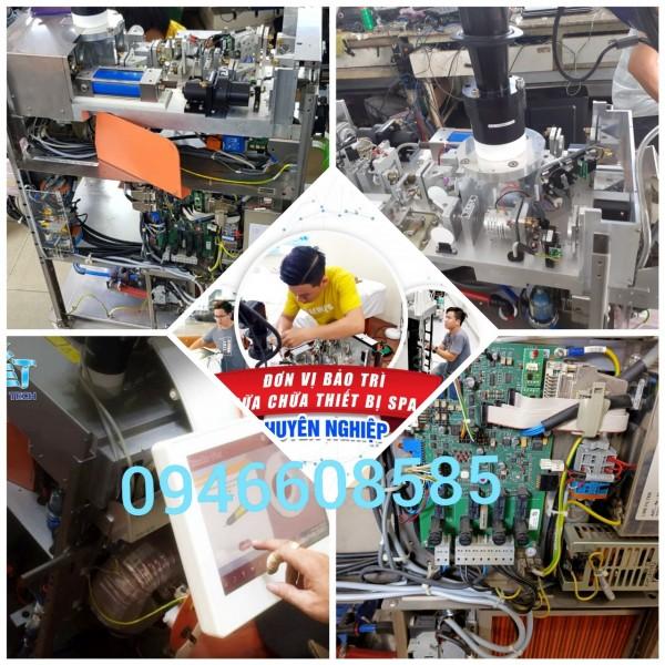 Dịch vụ - sửa chữa - máy thẩm mỹ - spa & KY ANH TECH