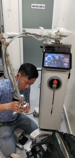 Dịch vụ sửa chữa máy thẩm mỹ