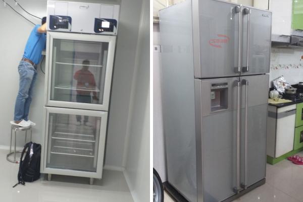 Dịch vụ sửa tủ mát quận Tân Bình