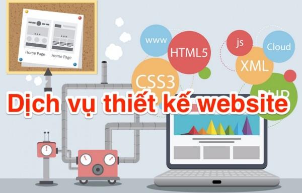 Dịch vụ thiết kế website chuyên nghiệp rẻ nhất thị trường