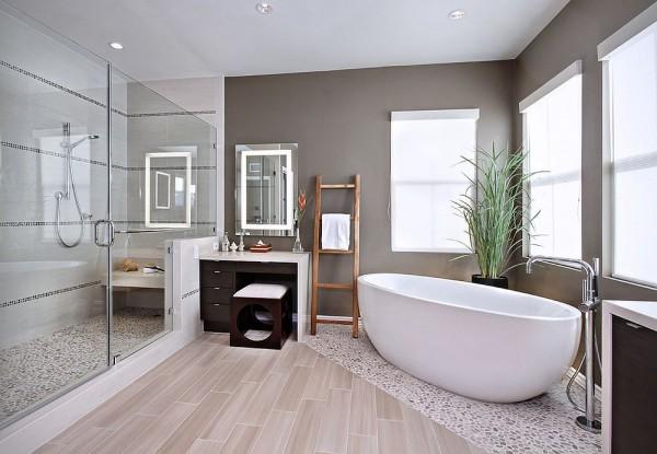 Điểm xuyết những chi tiết giúp phòng tắm cuốn hút, ấn tượng