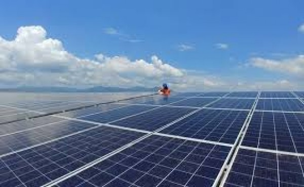 Điện mặt trời là một hướng phát triển tích cực cho ngành năng lượng