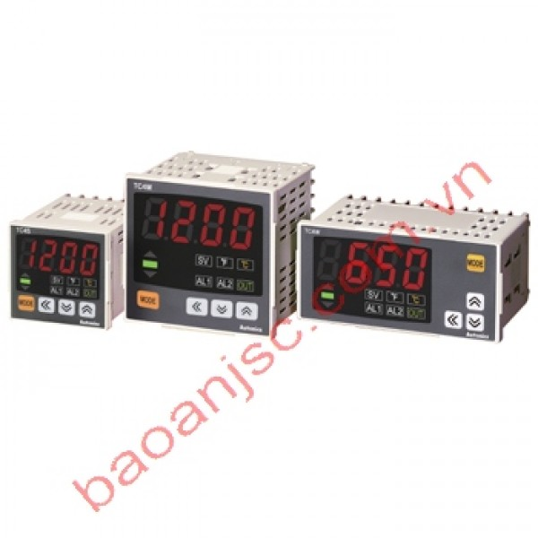 Điều khiển nhiệt độ Autonics TC series