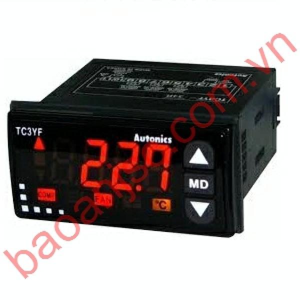 Điều khiển nhiệt độ Autonics TC3YF-24R-NTC