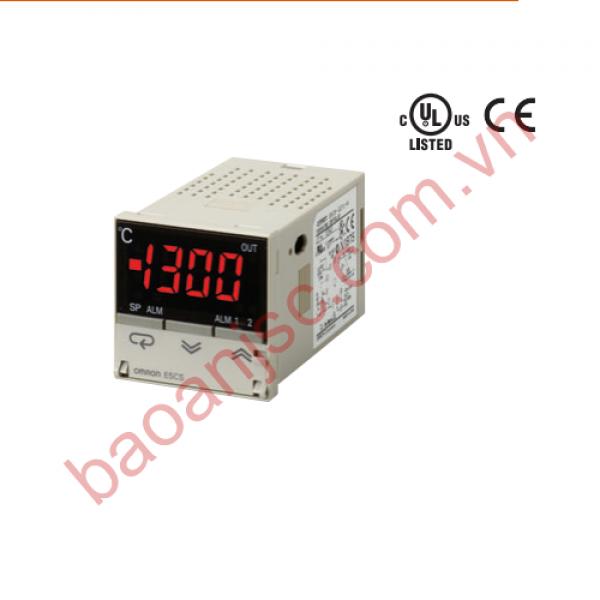 Điều khiển nhiệt độ Omron dòng E5CS