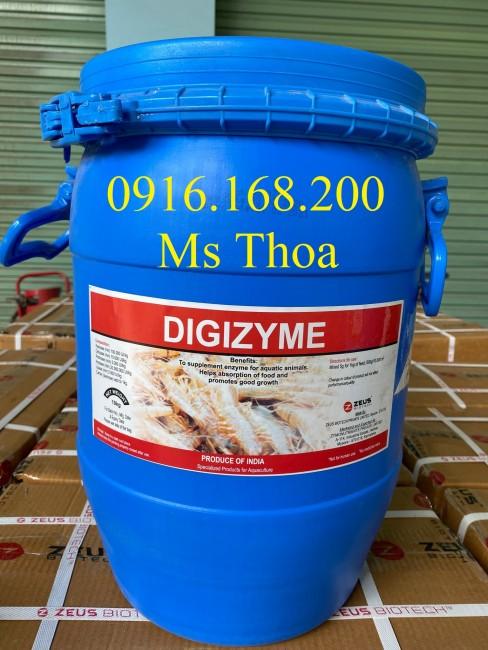 DIGIZYME - Enzyme tăng trọng, hỗ trợ đường ruột tôm cá