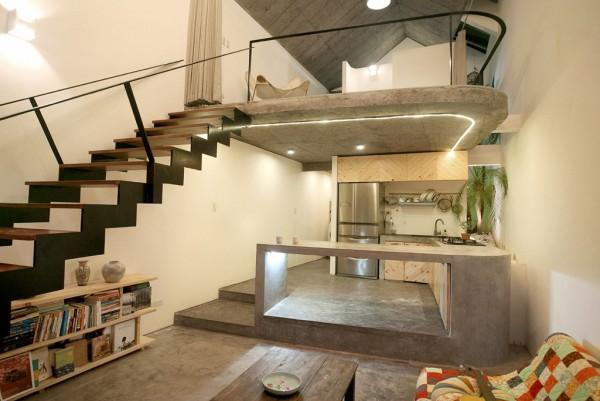 Định hình phong cách cho những ngôi nhà nhỏ hẹp