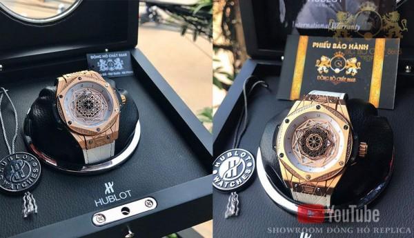 Đôi nét về thương hiệu đồng hồ cơ Automatics Hublot Geneve