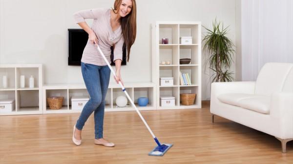 Dọn dẹp và vệ sinh nhà cửa một cách dễ dàng và thần tốc