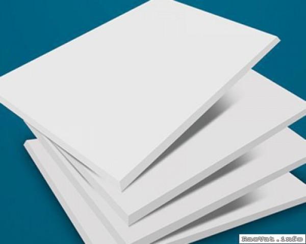 Đơn vị chuyên cung cấp tấm nhựa Pima - Thái Lê