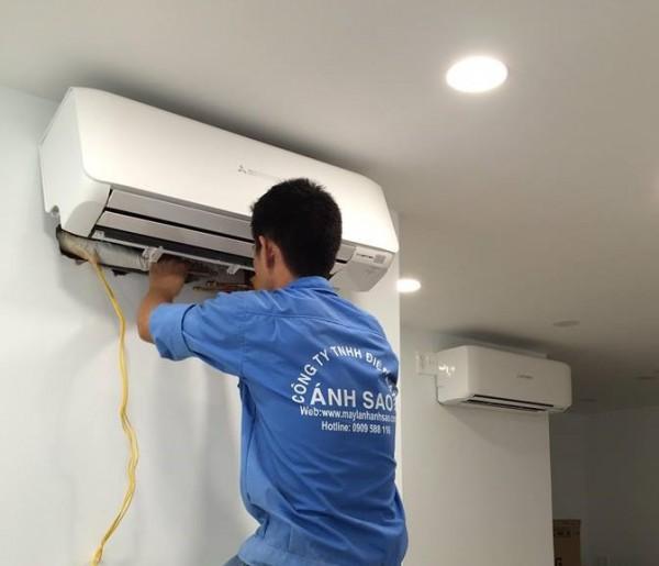 Đơn vị cung cấp và lắp đặt máy lạnh SCM Multi Mitsubishi tại TPHCM