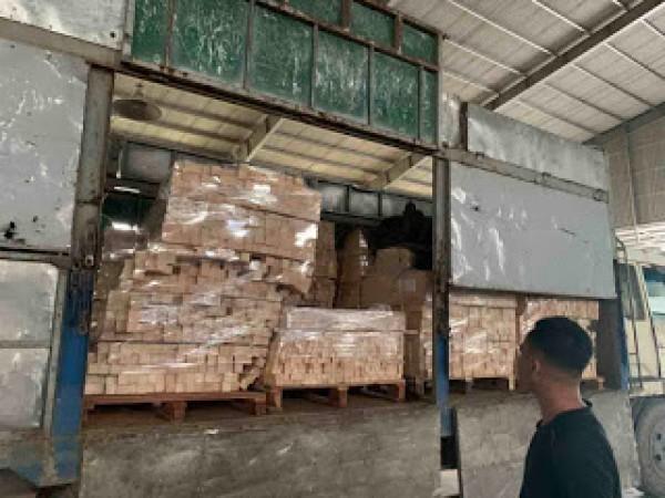 Đơn vị tiện gỗ gia công hàng đầu tại Việt Nam.